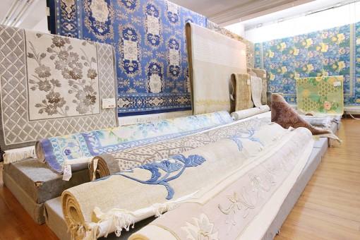 ペルシャ絨毯・ヨーロッパ絨毯コーナー